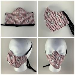 Aristocats Marie Tie Face...