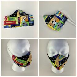 Teacher Supplies Tie Face...