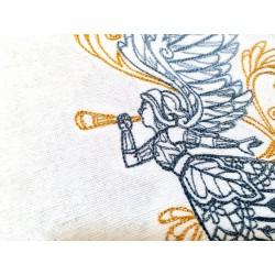 Embroidered Angel Kitchen...