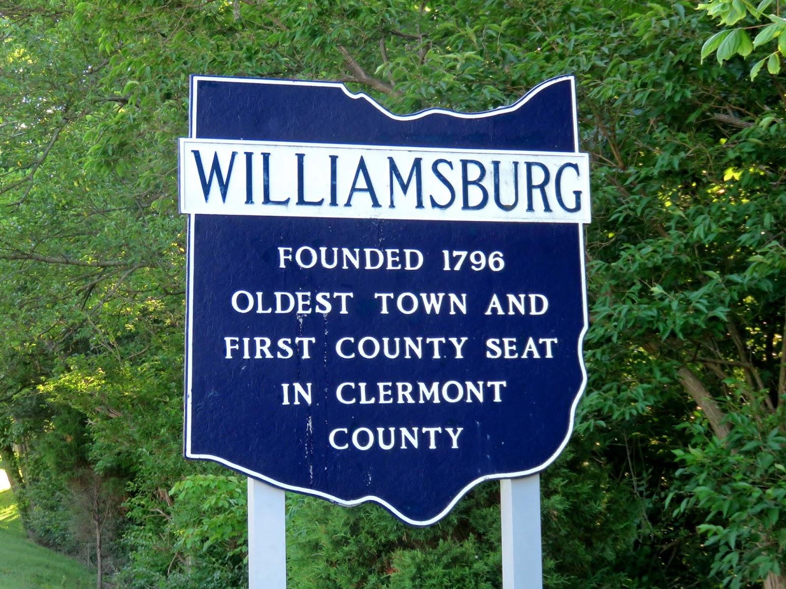 Village of Williamsburg, OH